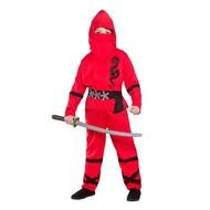 Ninja pak power rood