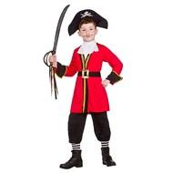 Piraten Kapitein pak voor kinderen
