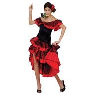 Spaanse jurk Alvera