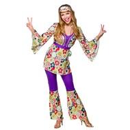 Hippie pakje Chick voor dames