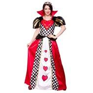 Koningin der Super harten kostuum Grace