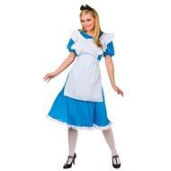Sprookjesboek Alice jurkje