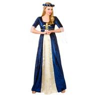 Middeleeuwse Schone jurk Christa