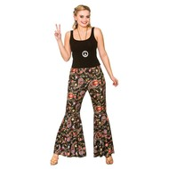 Hippie Groovy broek voor dames