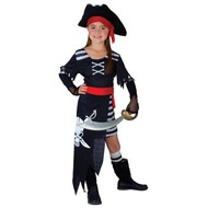 Piraten prinsessen jurk Nina