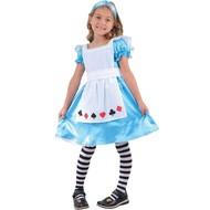 Alice in sprookjesland kostuum