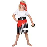 Piraten pak Fenna