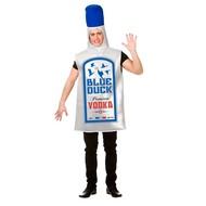 Wodka fles kostuum