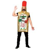 Tequila fles kostuum