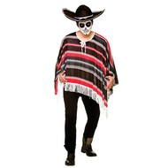 Poncho Day of the Death