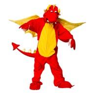 Rode draak Charmeleon