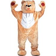 Teddy beer pak de luxe mascotte