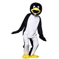 Pinguin pak cool mascotte
