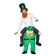 Gedragen door St. Patrick
