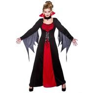 Klassiek vampier jurkje