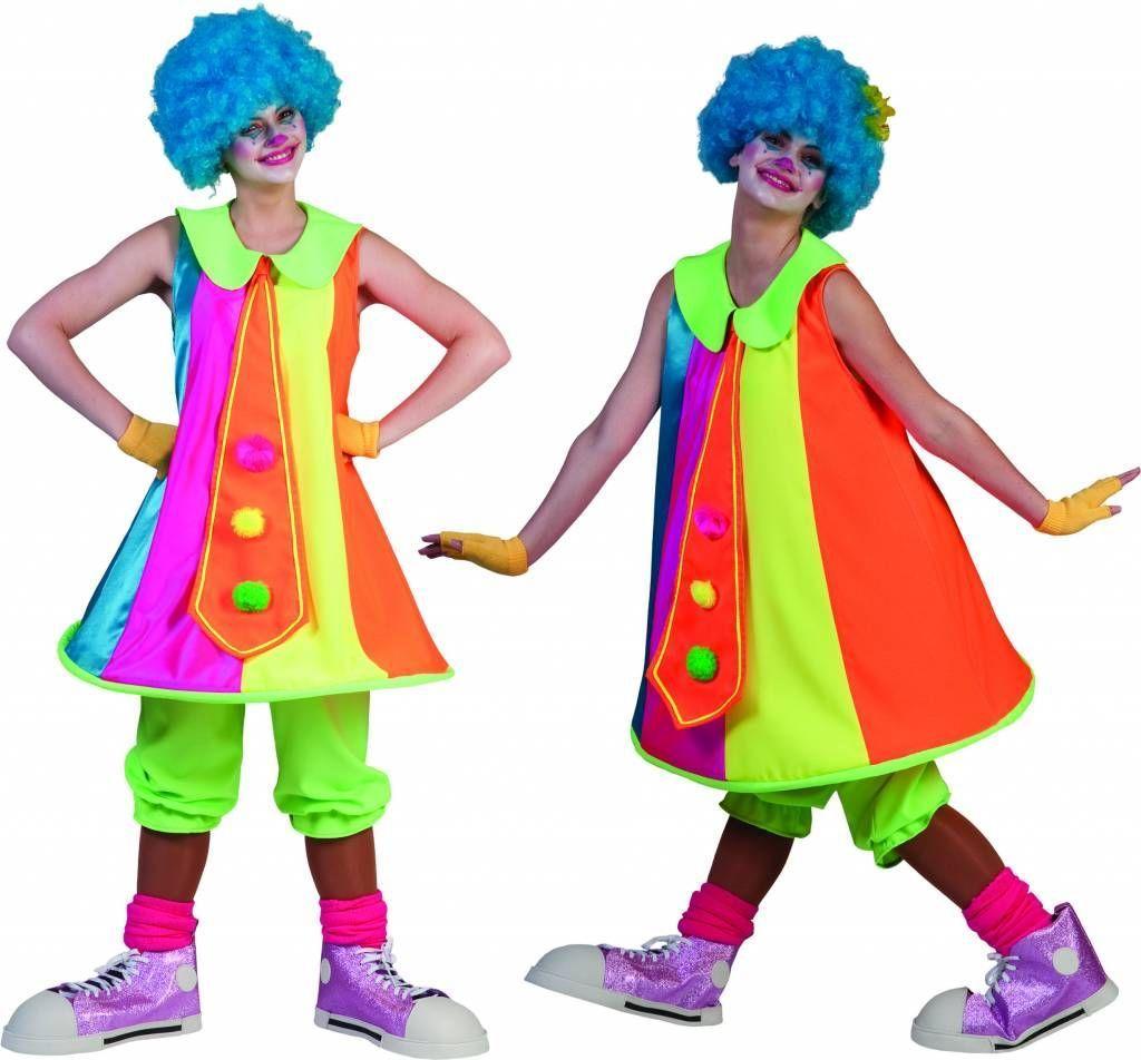 Clownspak Al Vanaf 10 Euro Voor 20 00 Uur Besteld Morgen In Huis