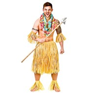 Hawaiiaanse dress up set