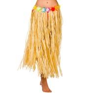 Hawaii rokje stro kleur 80cm