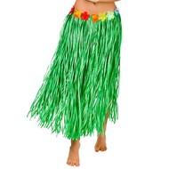 Hawaii rokje groen 80cm