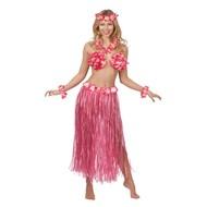 Hawaiiaanse verkleedset 6-delig