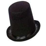 Extra hoge hoed 20cm