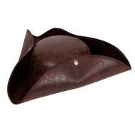 Luxe piraten hoed