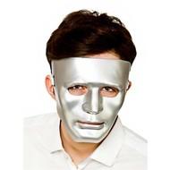 Robot masker zilver