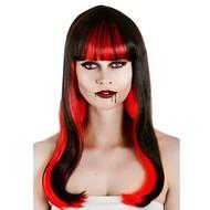 Verleidelijke Vampier pruik Kate