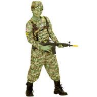 Power soldaat Menno