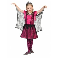 Spinnenweb jurk Winnie