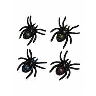 Spinnen set voor Halloween
