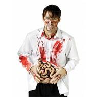 Nep darmen voor zombie dokter
