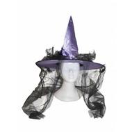 Heksenhoed paars
