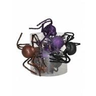 Spinnen 10 stuks van 15cm
