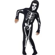 Skelet pak voor kinderen