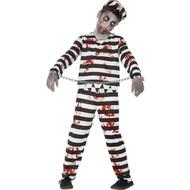 Zombie gevangene pak
