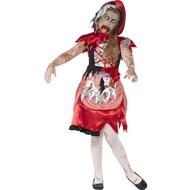 Zombie roodkapje pakje