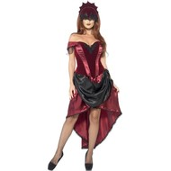 Verleidelijk Venetiaans dames jurkje