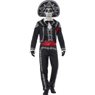 Day of the Dead senor Bot kostuum