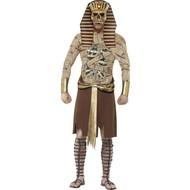 Zombie Egyptisch Farao pak