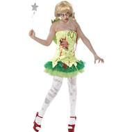 Zombie fee kostuum