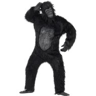 Gorilla kostuum deluxe
