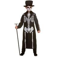 Skelet jas Spectre James Bond kind