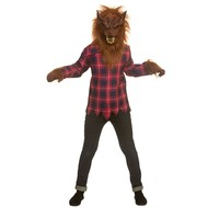 Weerwolf kostuum kids