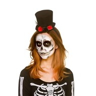 Day of the Dead mini hoed