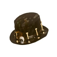 Vodoo hoge hoed