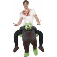 Gedragen door zombie Robbie