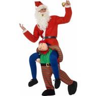 Gedragen door kerstelf bella