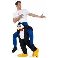 Gedragen door pinguin ice