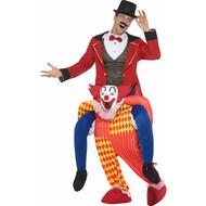 Gedragen door clown